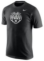 Nike LSU Tigers Project Fresh Stealth Logo Football shirt basketball team men PE