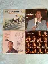 """lot 4 vintage Billy Cosby LP """"sports"""" Wonderfulness 200 MPH 1 more"""
