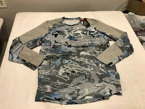 NWT $60.00 Under Armour Mens Coolswitch Thermocline Hybrid Crew RR Hydro Sz 3XL
