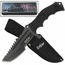 "8.5"" Fixed Blade 440 Steel Hunting/Tactical/Combat Knife"
