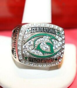 FAA Alliance Bowl Championship Ring 2015 Superbowl Style
