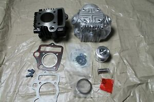 Honda CT70 CRF70 ATC70 XR70 TRX70 Top End Rebuild Kit Cylinder Head Piston