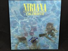 DAVE GROHL SIGNED AUTOGRAPHED VINYL ALBUM FOO FIGHTERS NIRVANA COA WOW