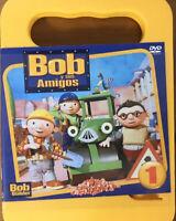 BOB Y SUS AMIGOS DVD 1 BOB THE BUILDER 6 EPISODIOS