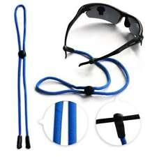 Eyeglass Spectacles Sports Strap Chain Cord Holder Neck Lanyard 60cm Nylon Blue