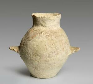 Rare Holy Land  Early Bronze Age Pottery Amphora: 3000 BC.