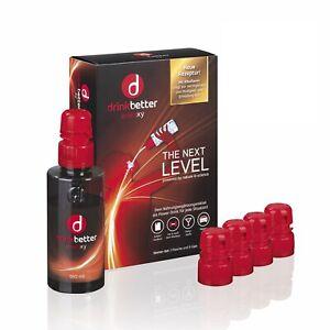 drinkbetter Nahrungsergänzung Starterset enerxxy inkl. Trinkflasche
