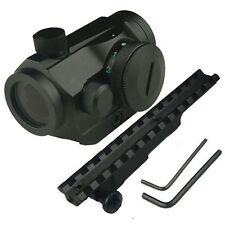 Tactical Micro Red/Green Dot and Mauser K98 Scope Mount COMBO RD-D007RG+MT-K98