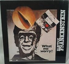 ELECTRIC FRANKESTEIN      ( area )    what me worry ? LP   italian prog psych