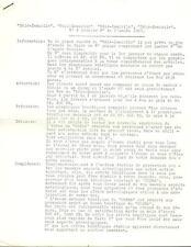Télé domicile N°4 1967 ROUE DU COBRA ESOTERISME paranormal