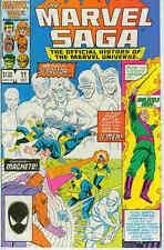 Marvel saga # 11 (steve Ditko, Jack Kirby, John Buscema) (états-unis, 1986)