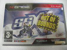 RETROGAMES NOKIA NGAGE NOKIA N-GAGE SSX OUT OF BOUNDS