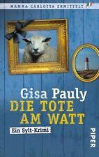 Die Tote am Watt / Mamma Carlotta Bd.1 von Gisa Pauly (2007, gebundene Ausgabe)