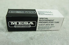 Mesa Boogie 12AX7 ECC 83 preamp tube STR-12 AX7-A
