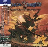 LUCA TURILLI - Demonheart Japan Mini LP SHM-CD 2018 Rhapsody