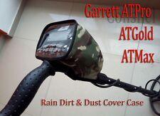 Garrett At Pro At Gold At max Metal Detector Rain Dirt & Dust Cover Case New
