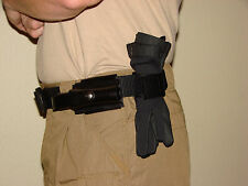SWAT Police Security Sav-A-Jake Nylon Glove Holder Vertical Carry