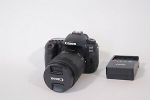 Mint! Canon EOS 90D 4K UHD DSLR Camera With 18-135mm IS USM Lens