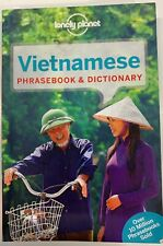 LONELY PLANET VIETNAMESE PHRASEBOOK AND DICTIONARY