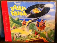 RARE VINTAGE CHILDREN'S TALK SHOW HOST UNCLE DON PLAY LAND 6 RECORDS! SONORA