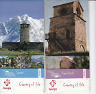 Georgia, 10 touristic with countries region