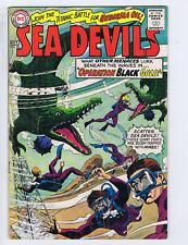 Sea Devils #25 DC Pub 1965