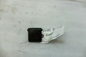 53611-22010 2005 Lexus RX-330 Hood Dash Release Handle Pull Switch #B-100-1K