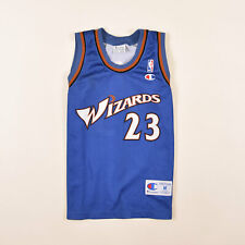 Champion Junge Trikot Jersey Gr.140 NBA Washington Wizards 23 Jordan Retro 81233