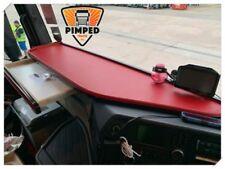 Camion table MERCEDES ACTROS MP4 grand avec tiroir en rouge