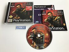 C-12 Final Resistance - Sony PlayStation PS1 - PAL GER - Avec Notice