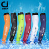 CHEJI Cycling Arm Coolers Unisex Running Bike Bicycle Arm Warmers Sleeve S-XXL