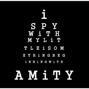 I Am Amity - I Spy With My Little Eye Something Beginning With (CD)