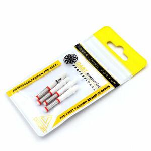 CueSoul Tero AK7 B White Short Dart Shafts
