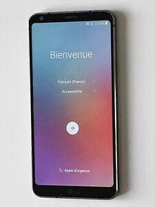 Smartphone LG G6 32Go noir