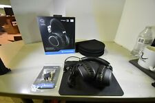 SENNHEISER-PXC480 Headphones IN GREAT SHAPE COMPLETE #1243