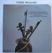 WGS-8283 - LALO - Symphonie Espagnole OLEVSKY / RUDEL Vienna SOO - Ex LP Record