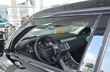 MIT for Landrover Range Rover Evoque (5dr) In-channel Window Deflector (2013-)