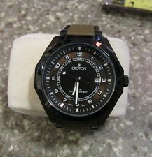 VERY NICE Mens Croton Watch. CN 307355  F108