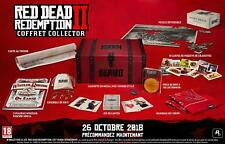 Red Dead Redemption 2 Collectors Box! New, Preorder! No game! Heavy item!