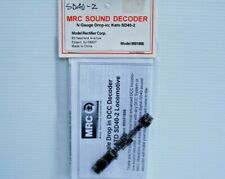 MRC N Scale Sound Decoder. New. Drop in for Kato SD40-2.