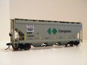 HO NORTH AMERICAN RAILCAR/NARC CANOPLEX 4275 3-BAY COVERED HOPPER