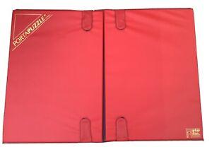 "PortaPuzzle Folding Jigsaw Storage Board By Parker Hilton. 30"" x 21"" Folded 1000"