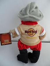 Hard Rock Cafe Barcelona - Spanish Conquistador - Herrington Teddy Bear With Tag