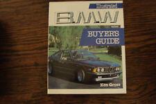 Illustrated BMW Buyer's Guide 1984 Ken Gross
