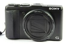 Sony Cyber-shot DSC-HX50V 20.4 MP Digitalkamera, WIFI, 30x opt. Zoom, GPS