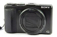 Sony Cyber-shot DSC-HX50V 20.4 MP Digitalkamera, WIFI, 30x opt. Zoom, GPS