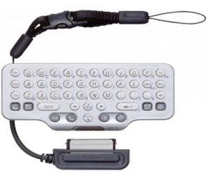 Sony PEGA-KB20 Gray Mini Keyboard for PEG-T Series