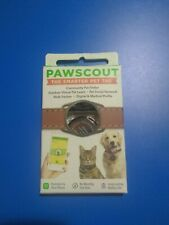 Pawscout Smarter Pet Tag Finder Virtual Leash Tracker Medical Records