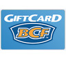 BCF Gift Card $20 $50 or $100 - Fast Email Delivery