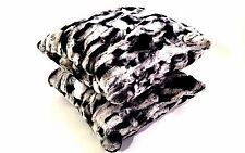 Luxury Real Rex Pillow Cases Set